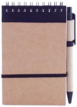 """""""Ecocard"""" jegyzetfüzet"""